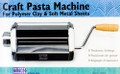 AMACO Craft Pasta Machine