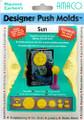 AMACO Designer Push Mold Sun