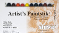 Shiva Artist's Paintstik Professional Set of 12 Colors