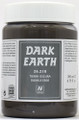 Acrylicos Vallejo Stone & Earth Texture Gel Dark Earth 200ml No. 26218