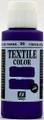 Acrylicos Vallejo Textile Color Parma Violet 60ml