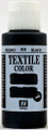 Acrylicos Vallejo Textile Color Black 60ml