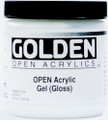 Golden OPEN Acrylic Gel (Gloss)