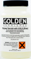 Golden Polymer Varnish with UVLS 118ml