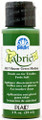 FolkArt ® Fabric™ Paint - Brush On - Hauser Green Medium 2oz