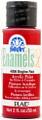 FolkArt ® Enamels™ - Engine Red, 2 oz.