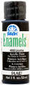 FolkArt ® Enamels™ - Licorice, 2 oz.