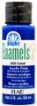 FolkArt ® Enamels™ - Cobalt, 2 oz.