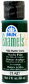 FolkArt ® Enamels™ - Hunter Green, 2 oz.