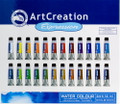 ArtCreation Watercolor Set of 24 colors (12ml tubes)