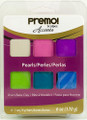 Premo! Sculpey® Accents 6 Color Sampler Pack - Pearls