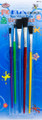 Royal Langnickel Big Kids Choice Brush set of 5 Pieces No. BK-113