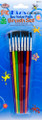 Royal Langnickel Big Kids Choice Brush set of 8 Pieces No. BK-114