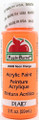 Apple Barrel ® Colors - Neon Orange, 2 oz.