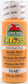 Apple Barrel ® Gloss™ Acrylic - Bright Citrus, 2 oz.