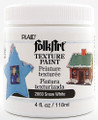 FolkArt ® Texture Paint - Snow White 4 oz.