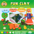 Koh-i-noor Fun Clay Set of 4 colors