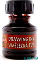 Koh-i-noor Artist Drawing Ink Burnt Umbra 20g