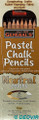 General's® Pastel Chalk Pencils Neutral Colors Set of 8