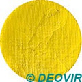 Golden Phoenix Face Paint 10g Yellow