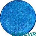 Golden Phoenix Face Paint 10g Pearly Bright Blue