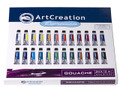 ArtCreation Gouche Set of 24 colors (12ml tubes)