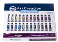 ArtCreation Gouche Set of 24 colors (12ml tubes)