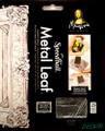 "Mona Lisa Metal Leaf 5.5x5.5"" Silver 25 sheets No. 0010206"