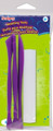 EZ Shape® Model Tools 4pcs. (3 Purple tools with Clay Roller) NDC60