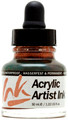 Acrylicos Vallejo Acrylic Artist Ink Copper 30ml