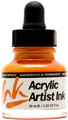 Acrylicos Vallejo Acrylic Artist Ink Indian Yellow 30ml