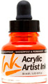 Acrylicos Vallejo Acrylic Artist Ink Orange 30ml