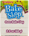 Sculpey® Bake Shop White 2.4 oz