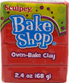 Sculpey® Bake Shop Red 2.4 oz