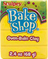 Sculpey® Bake Shop Yellow 2.4 oz