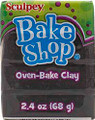 Sculpey® Bake Shop Black 2.4 oz