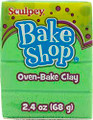 Sculpey® Bake Shop Bright Green 2.4 oz