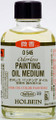 Holbein Odorless Painting Oil Medium 55ml