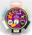 Sculpey® Glow in the Dark™ Sampler