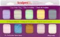 Sculpey III Multipack, Pearls and Pastels 10pc