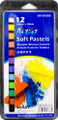 U-Art Soft Pastel Set of 12 Colors #651012AS