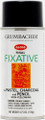 Grumbacher Final Fixative (Gloss)