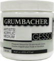 Grumbacher Gesso