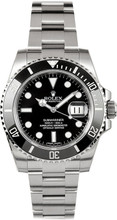 Rolex Pre-Owned Submariner Ceramic Date 116610LN