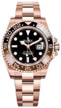 Rolex GMT-Master II Everose 126715 CHNR