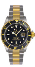 Rolex Submariner Black Pre-Owned 16613
