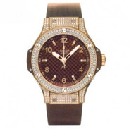 Hublot Big Bang 38 mm CAPPUCCINO GOLD 361.PC.3380.LR.1704