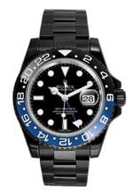Rolex GMT Master 116710 Blue DLC-PVD