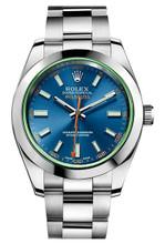 Rolex Blue Milgauss 116400GV