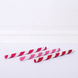 .5x12x.5 wood pirouette sticks s/3 rd/pk/wh